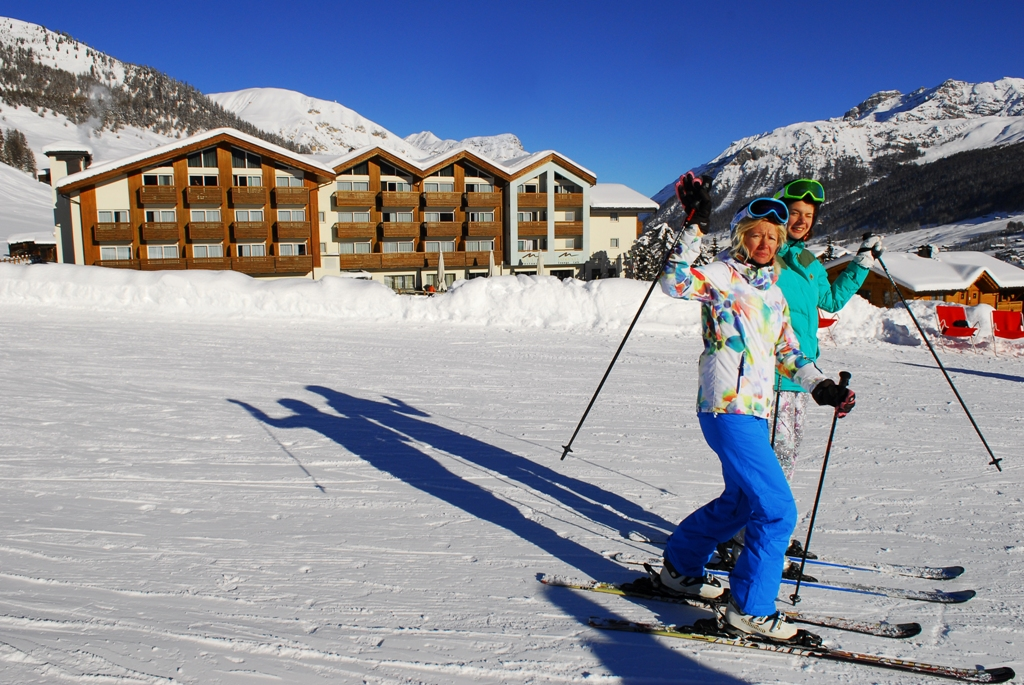 Ski In Out Hotel